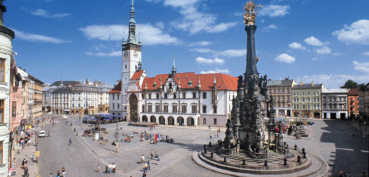 výlety v Olomouci